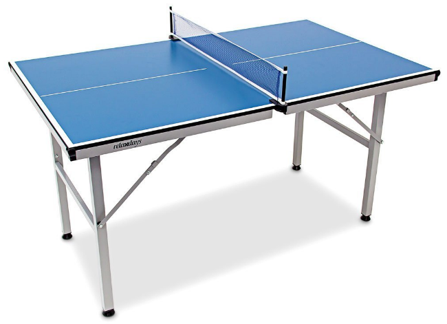 table de tennis relaxdays