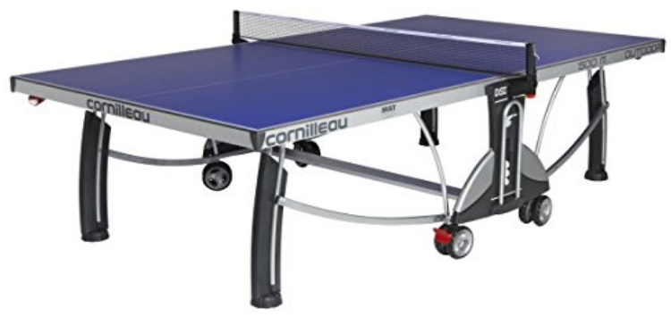 Comparatif des meilleures tables de ping pong en 2017 - Dimension table de ping pong cornilleau ...